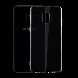 Ovitek soft gel Ultra thin (prozoren) - Samsung Galaxy A8 (2018)
