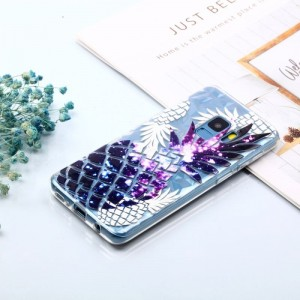 Ovitek soft gel Diamond Ananas - Samsung Galaxy S9