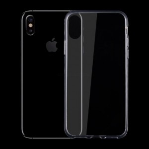 Ovitek Ultra-thin (prozoren) - iPhone X / XS