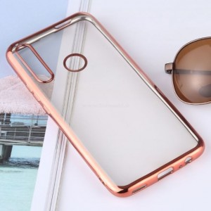 Ultra tanki soft gel TPU (rose gold)  - Huawei P Smart Z