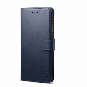 Preklopni etui GUSSIM Business Style (moder) - Huawei Honor 10 Lite / P Smart (2019)