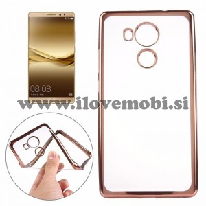 Ovitek soft gel Smooth (Rose Gold) - Huawei Mate 8