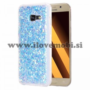 Ovitek soft gel Shiny (moder) - Samsung Galaxy A5 (2017)