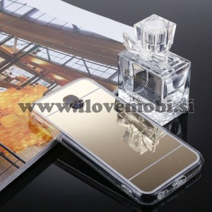 Ovitek soft gel Ogledalo (gold) - Samsung Galaxy J5 (2017)
