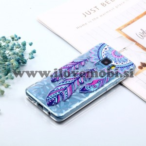 Ovitek soft gel Diamond Lovilec sanj - Samsung Galaxy S9