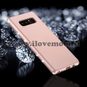 Ovitek soft gel Crystal (Rose Gold) - Samsung Galaxy Note 8