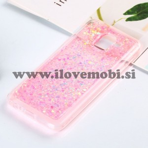 Ovitek soft gel Shiny (roza) - Samsung Galaxy J6 (2018)