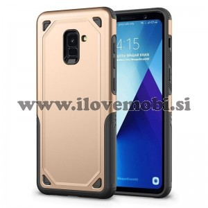 Ovitek soft gel Slim armor (gold) - Samsung Galaxy A6 (2018)