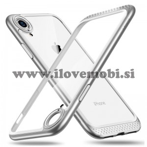 Ovitek ESR Hoop (silver) - iPhone XR