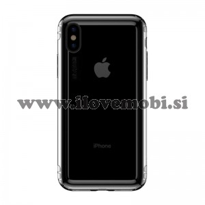 Ovitek soft gel Baseus Airbags (prozoren) - iPhone XS Max