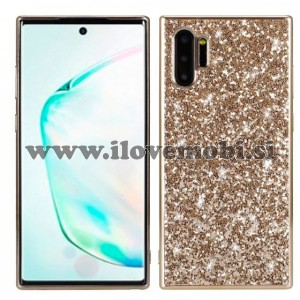 Ovitek TPU Shiny (zlat)  - Samsung Galaxy Note 10 Plus