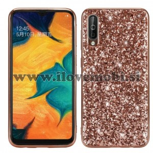 Ovitek TPU Shiny (rose gold)  - Samsung Galaxy A70