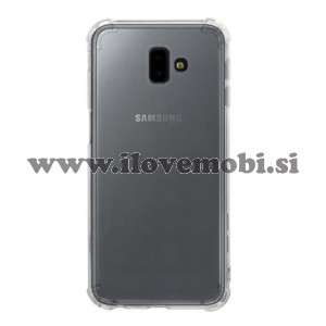 Ovitek soft gel TPU (prosojen) - Samsung Galaxy J6 Plus (2018)