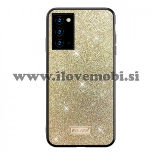 Ovitek soft gel TPU SULADA (zlat) - Samsung Galaxy Note 20 Ultra / Note 20 Ultra 5G