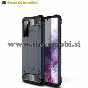 Ovitek soft gel TPU Magic Armor (moder) - Samsung Galaxy S20 FE 5G