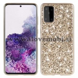 Ovitek soft gel TPU Shiny (zlat) - Samsung Galaxy S20 Plus