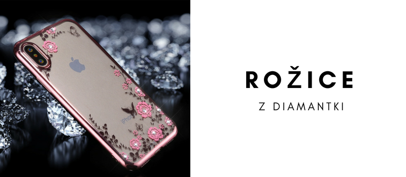 Ovitki za iPhone XR diamantki