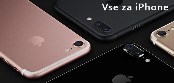 Vse za iPhone